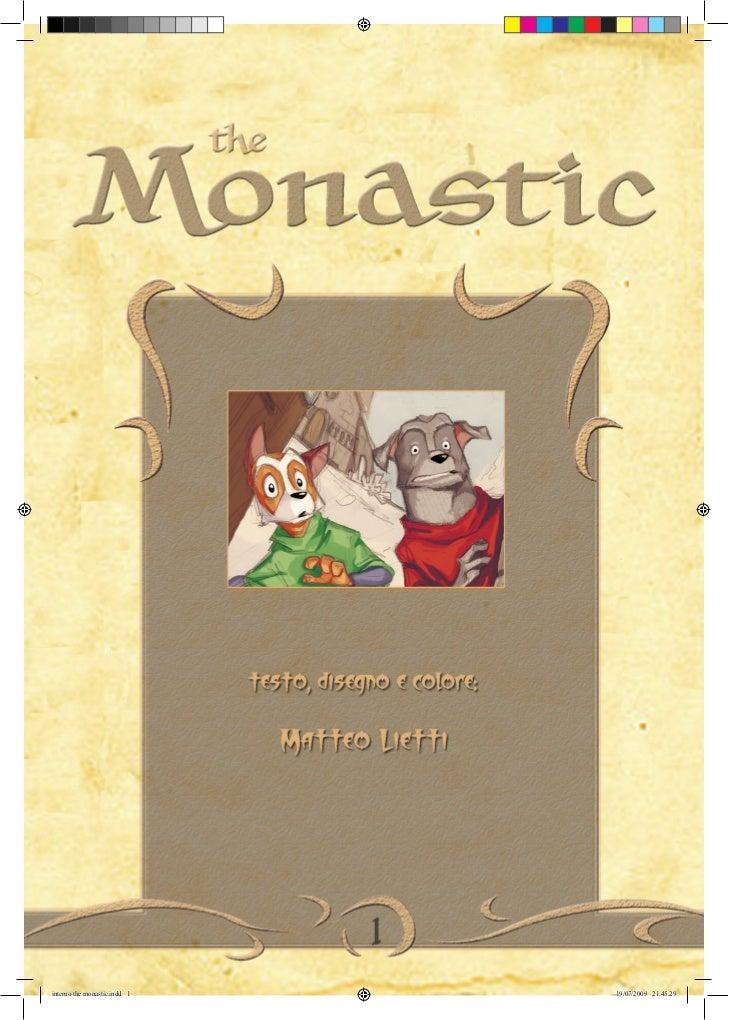 interno the monastic.indd 1   19/07/2009 21.45.29