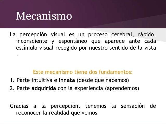 Percepción visual   leyes y ejemplos plásticos Slide 2