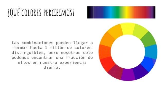 percepcion del color y percepcion del tamaño