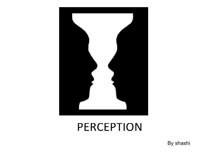 PERCEPTION By shashi