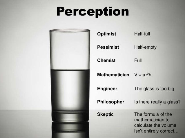 optimist or pessimist quotes