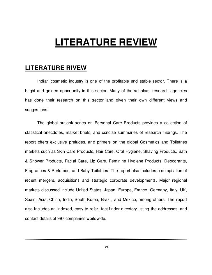 Purchase behavior literature review district court clerkship cover letter