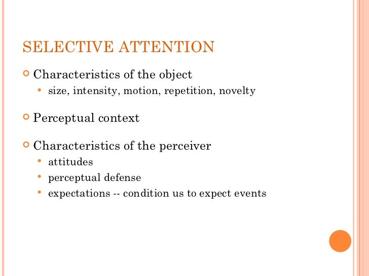 the features of the perception process The characteristics of the individual you are attempting to size up incorrect g120 your own self-perception and goals incorrect g120 the specific situation in which the process occurs incorrect g120 all of these factors (true answer )correct 4751 person perception is an active, interactive, and subjective process that always occurs in.