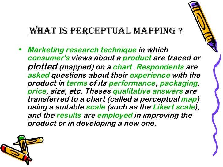 perceptual mapping