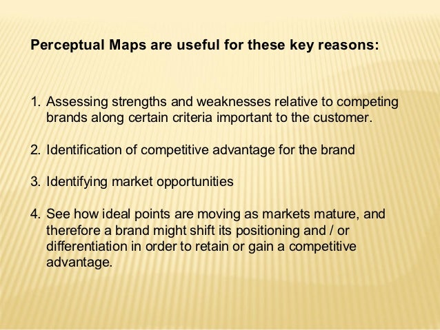 perceptual map presentation Perceptual mapping october 28, 2016 hanna barbera, jr marketing 346 the  cartoon dogs  cartoon fanatic why was this topic chosen  – a free.
