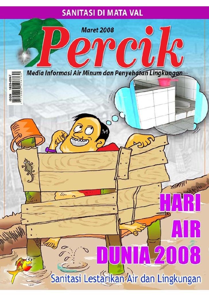 Media Informasi Air Minum      dan Penyehatan Lingkungan                                               Dari Redaksi       ...