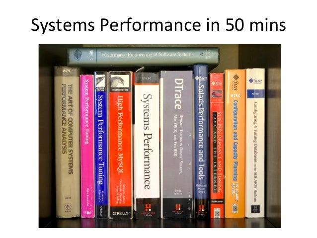 Linux Systems Performance 2016 Slide 2