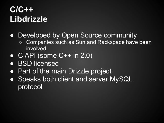 MySQL MySQL Community Edition
