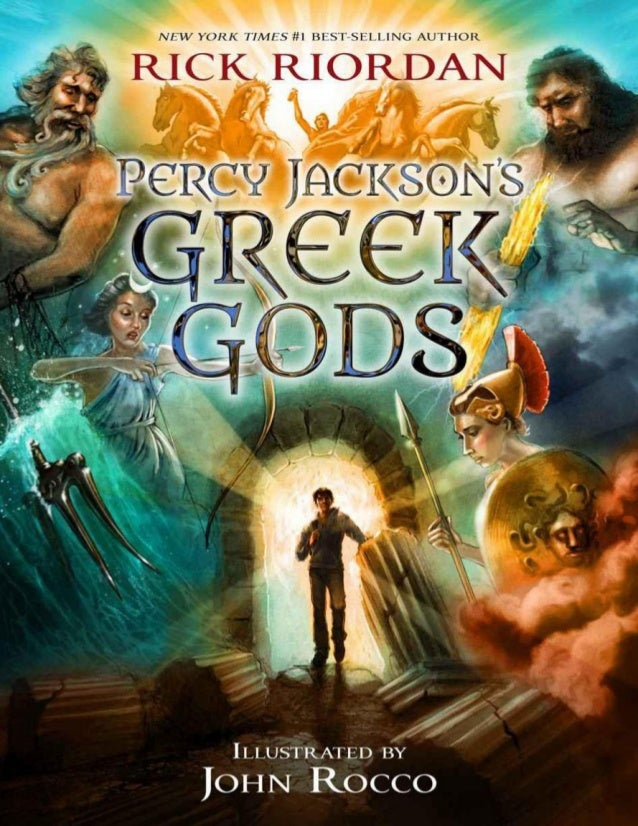 BOOKS BY RICK RIORDAN Percy Jackson and the Olympians Book One: The Lightning Thief Percy Jackson and the Olympians Book T...