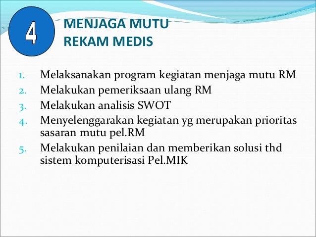 Perekam Medis Dan Informasi Kesehatan