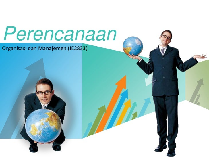 PerencanaanOrganisasi dan Manajemen (IE2833)                                    LOGO