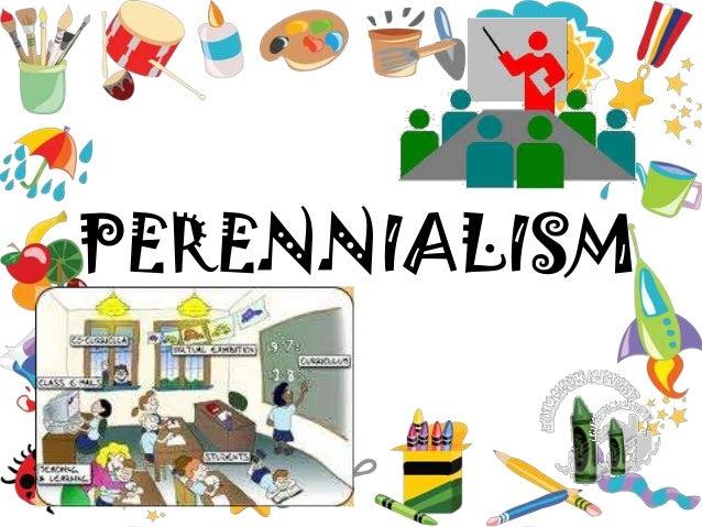 perennialism during education