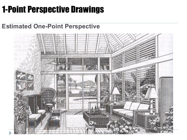 Perspective Drawing Techniques