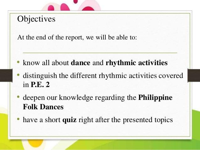 Rhythmic activities (cool dance):)) youtube.