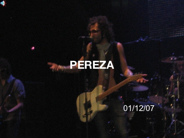 PEREZA 01/12/07