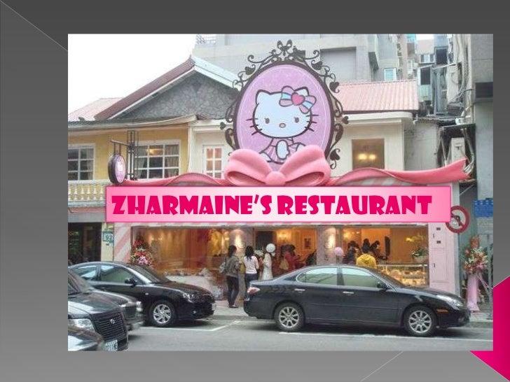 Zharmaine's Restaurant