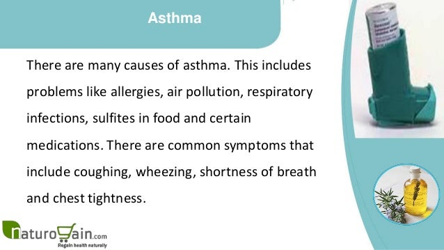 Natural Remedies For Asthma Breathing Problems