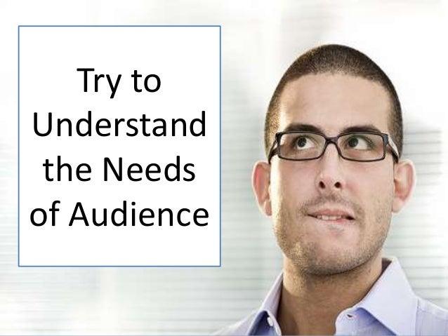 It's easiest way to Target Audience