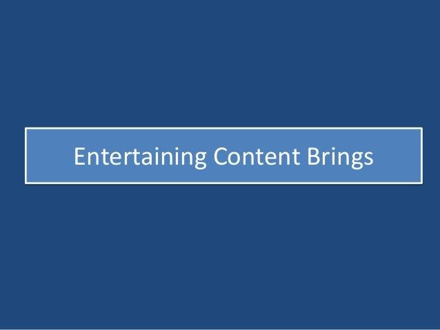Huge Audience  Extreme Audience Engagement  Maximum Fun