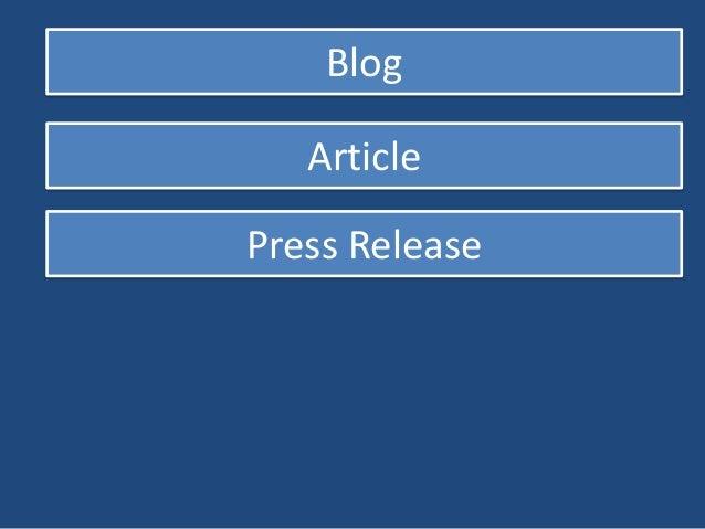 Blogging is Most Popular Option  Among Them