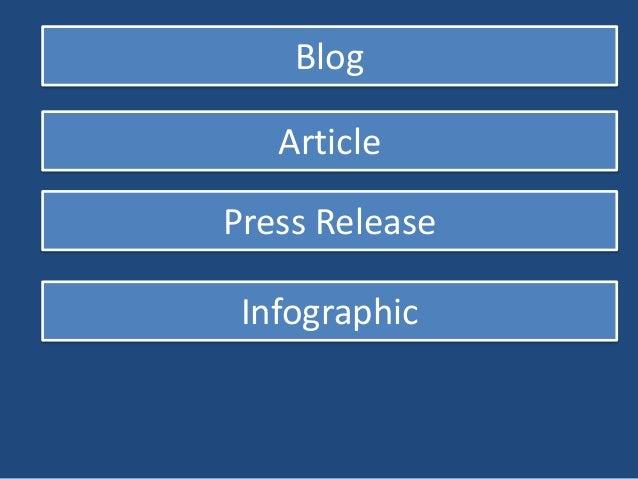 Advantages of Blog Type