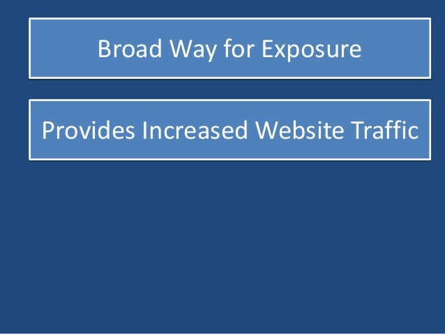 Helpful to Disclose Website Info