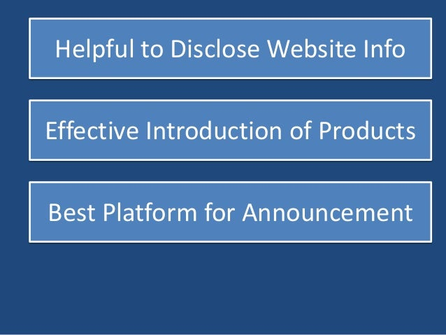 Best Way to Attract Audience  Best Way to Understand Content  Features
