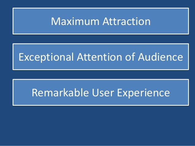 Lead With Visual Impact  Affordable Way to Attract Audience