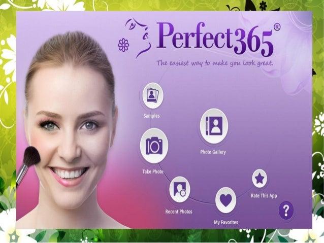 Què és? ● Perfect365 és un programa que serveix per retocar les fotografies