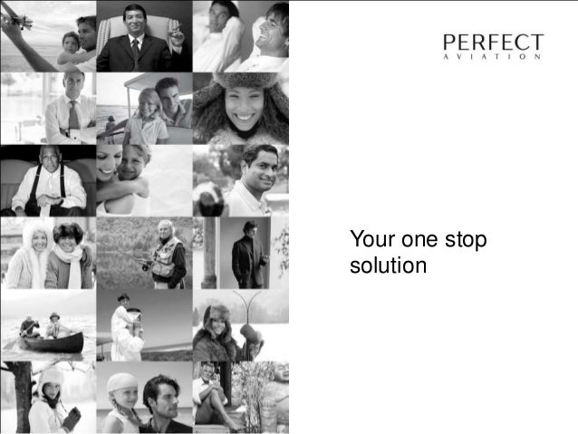 Your one stop solution
