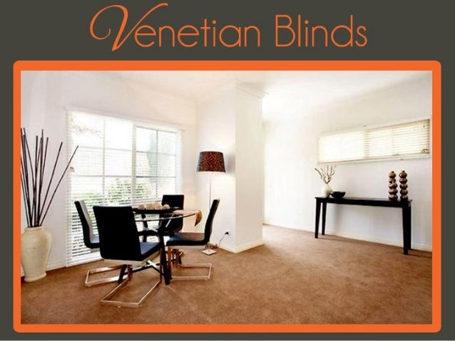 Don T Be Blind To The Different Types Of Blinds