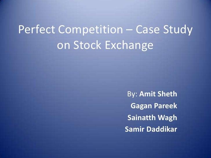 Some Case Studies of the Bombay Stock Exchange | Journal ...