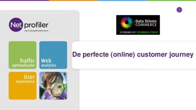De perfecte (online) customer journey 1