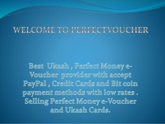 Ukash Paypal