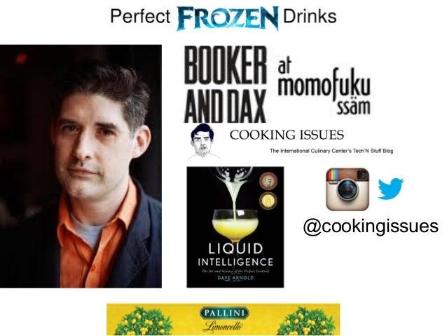 Perfect Frozen Drinks Slide 2
