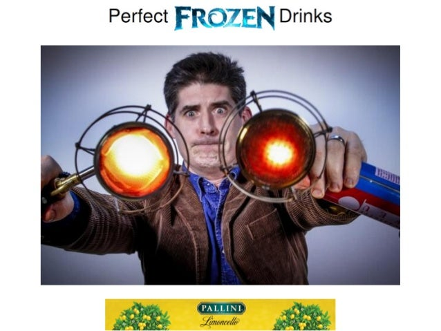 Perfect Frozen Drinks Slide 3