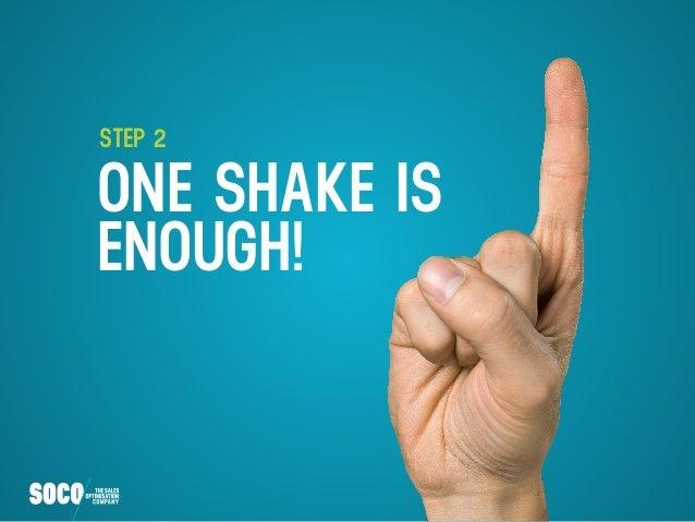 6 Steps to a Perfect Handshake Slide 3
