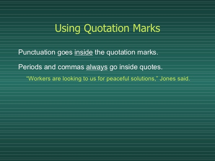quotation marks in research paper Quotation on research paper - experience the merits of expert custom writing assistance available here best hq writing services provided by top professionals let.