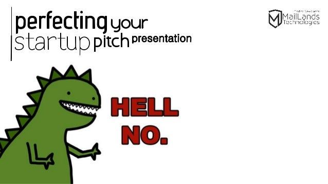 Perfecting Your Startup Pitch Presentation