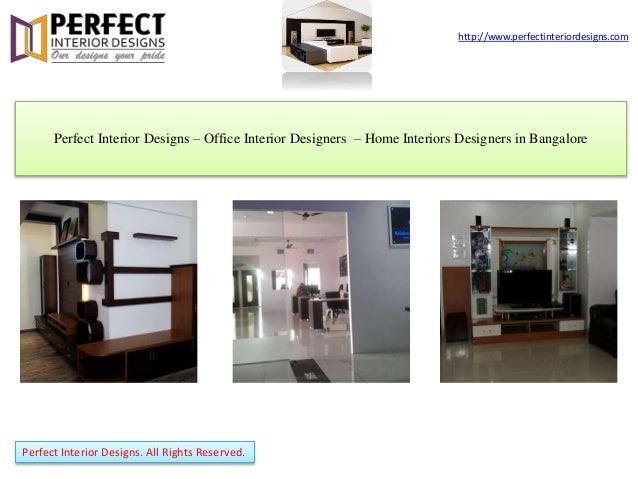 Interior Designers  Office Interior Designers in Bangalore