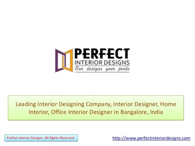 office interior design bangalore