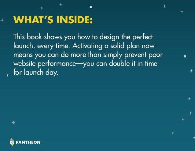 WHAT'S INSIDE: This book shows you how to design the perfect launch, every time. Activating a solid plan now means you can...