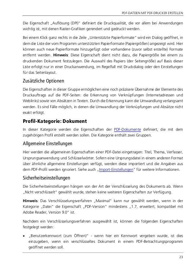 Perfect PDF10 Anwenderhandbuch