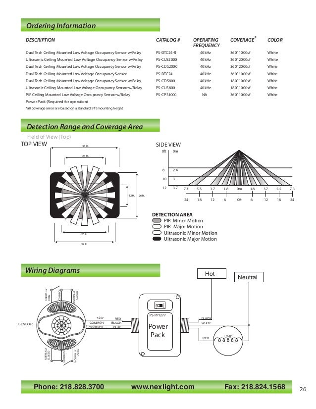 Cooper Occupancy Sensor Switch Wiring Diagram - wiring diagrams ...
