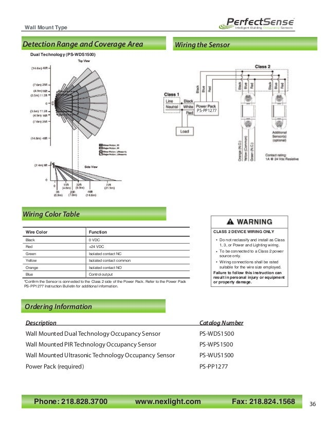leviton ceiling mount occupancy sensor manual