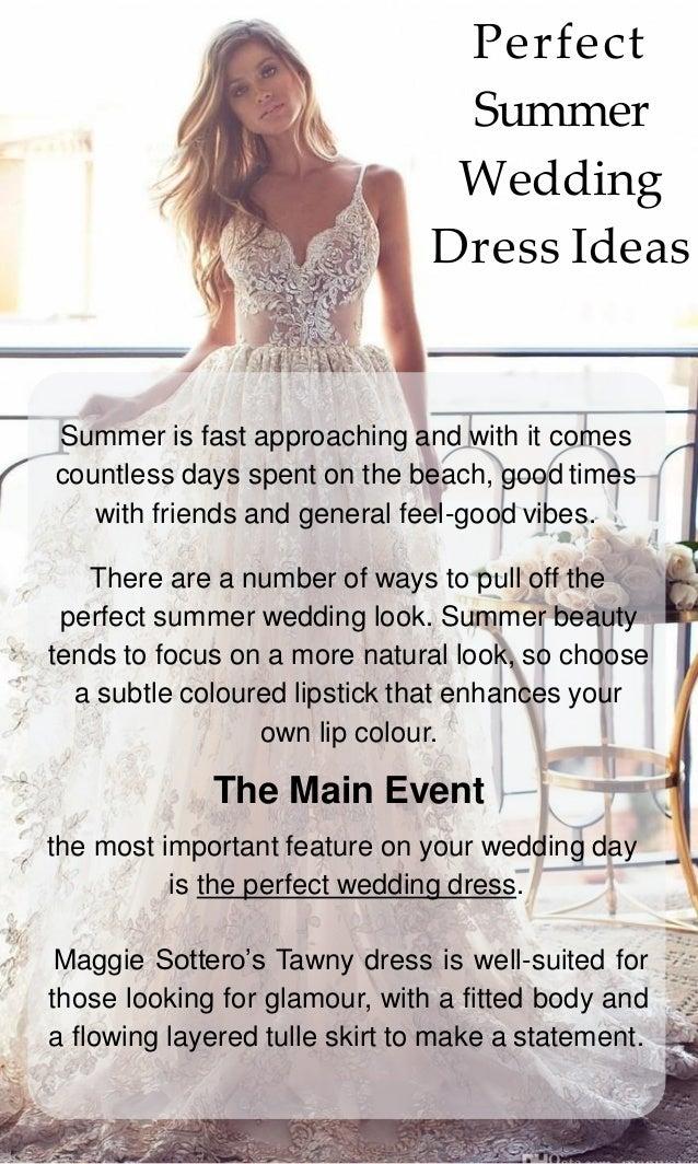 54e17c92bd7 Ideas About Summer Wedding Dress