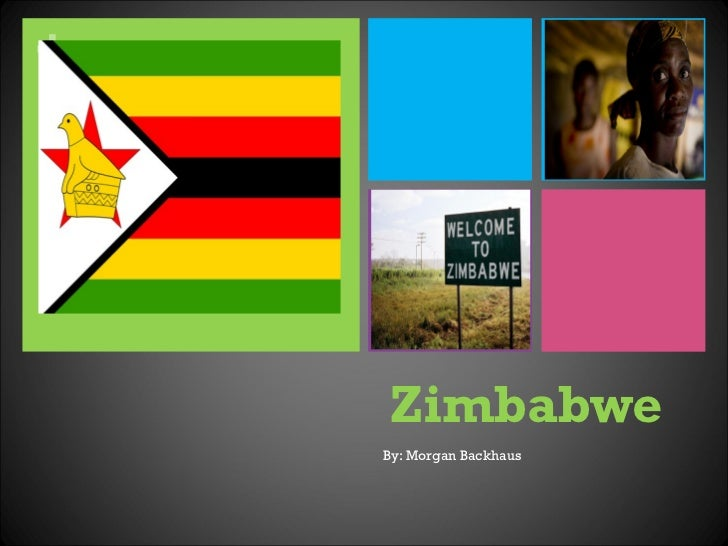 Zimbabwe By: Morgan Backhaus