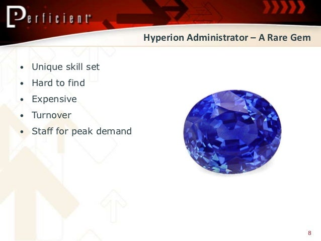 hyperion administrator hyperion administrator - Hyperion Administrator