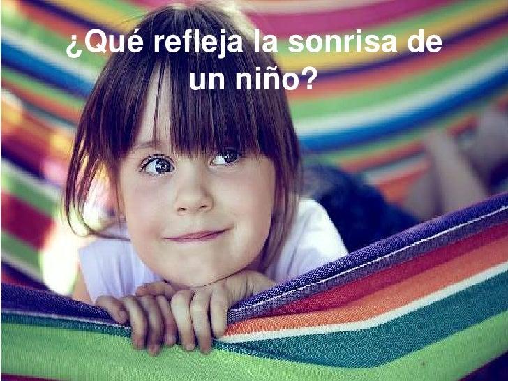PERFIL DE NIÑOS EN SITUACIÓN DE RIESGO Slide 2