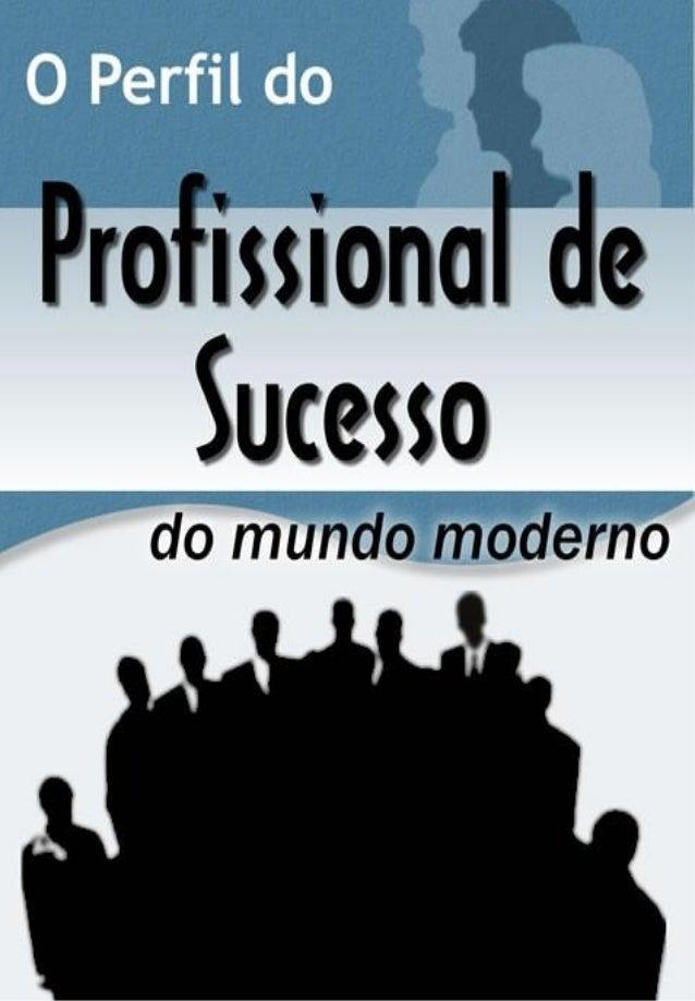 Anderson Hernandes 2 Anderson Hernandes Batista O Perfil do Profissional de Sucesso do Mundo Moderno 1ª Edição